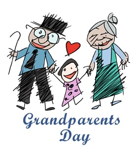 Elementary School Grandparents' Day